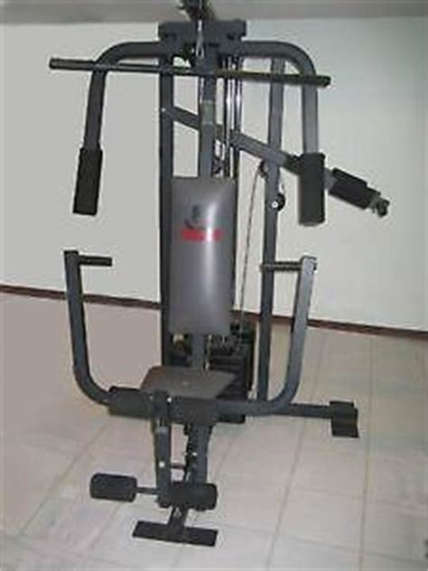 weider 8530 3 station exercise machine saanich