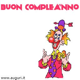 clipart animate gratis gif animate buon compleanno gratis 13 187 gif images