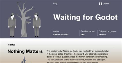 Waiting For Godot Essay by Sle Essay About Essay On Waiting For Godot