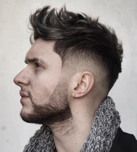 Mens Hairstyles   Haircuts > 2018 Trends