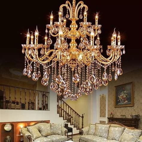 buy classic large crystal chandelier