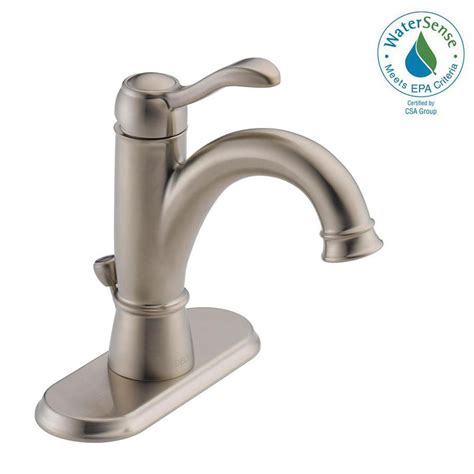 single handle bathtub faucet delta porter 4 in centerset single handle bathroom faucet