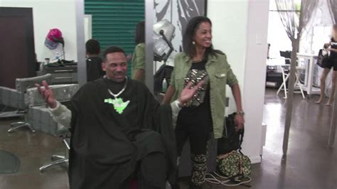 mike epps house l a hair misster ray s reality wrap i snatched your weave and ain t