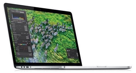 Macbook Pro Retina Display apple s new macbook pro with retina display sets the bar for ultrabook performance not price