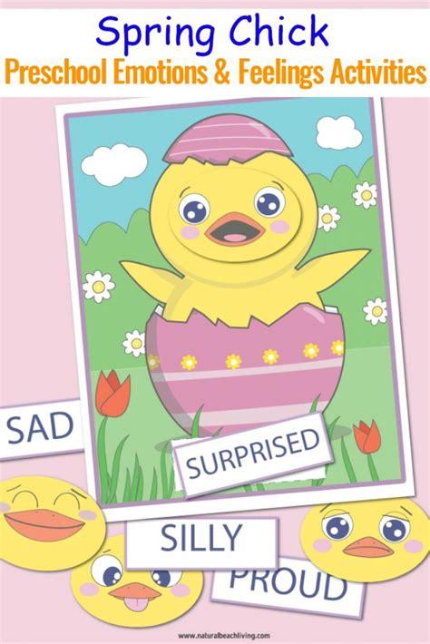 preschool emotions printables feelings cards