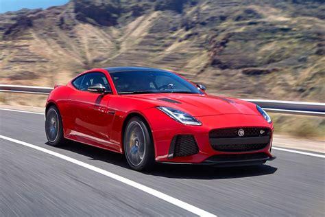 2020 Jaguar F Type Msrp by 2020 Jaguar F Type Svr Coupe Interior Photos Carbuzz