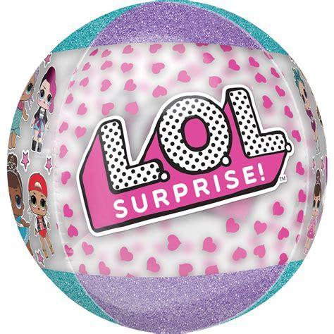 LOL Surprise Orbz Foil Balloon