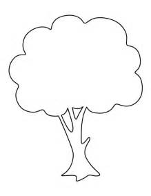 Apple tree pattern use the printable outline for crafts creating
