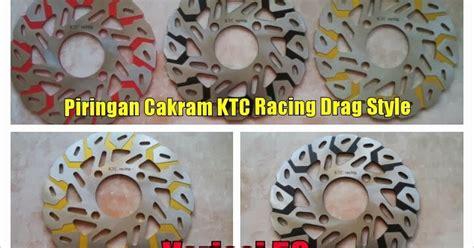 Piringan Disk Ktc toko variasi 53 aksesoris motor variasi motor dan racing parts motor piringan cakram