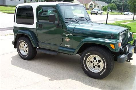 99 Jeep Wrangler Transfer Buy Used 99 Jeep Wrangler In Florence New Jersey United