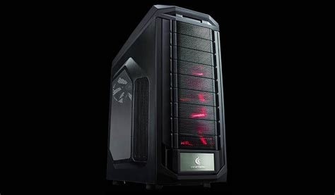Cooler Master Trooper Side Window hardware review cm trooper tower daves computer tips