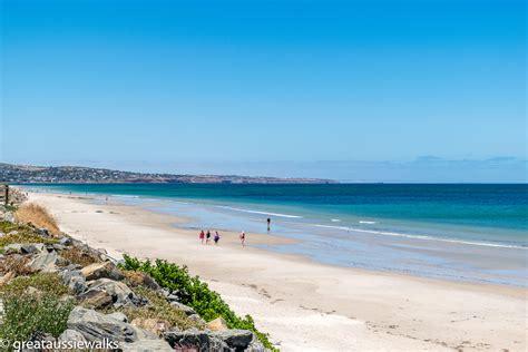 glenelg to brighton beach walk adelaide