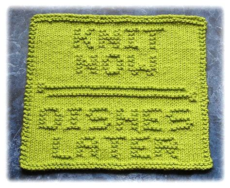 knitting pattern numbers 140 best dishcloth patterns letters numbers images on