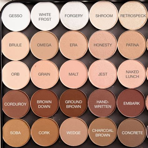 best eyeshadow 25 best ideas about mac eyeshadow swatches on