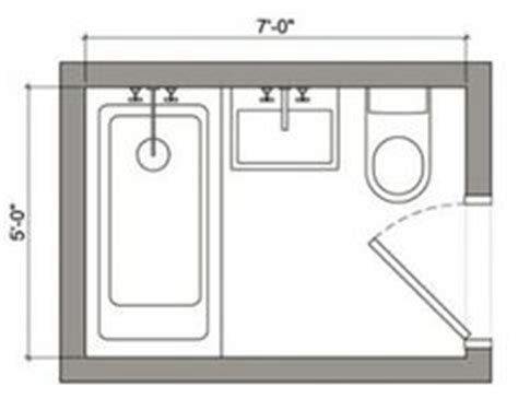 5x7 bathroom floor plans 1000 images about toilet first in room on pinterest