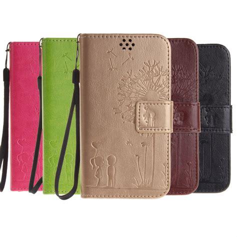 Wallet Retro Pu Leather Flip Pouch Cover Casing For Vivo V5 V5s luxury retro pu leather dandelion wallet flip coque for huawei p8 lite p8lite ale l21 ale 5