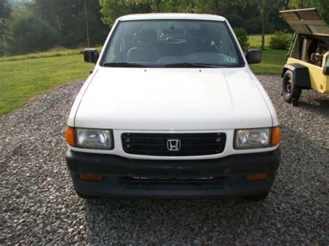 how to sell used cars 1997 honda passport lane departure warning buy used 1997 honda passport in harveys lake pennsylvania united states