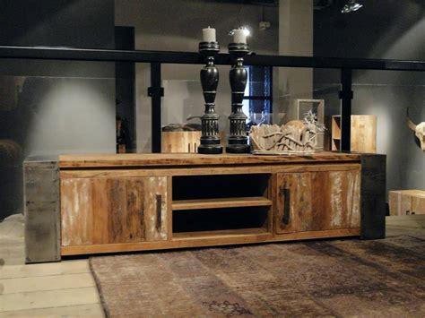keuken outlet zuid holland houten tv meubel asmund van oud hout robuustetafels nl