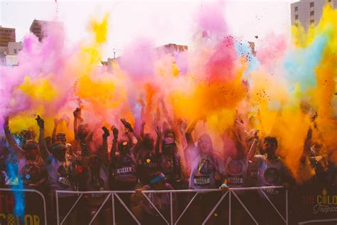 las vegas color run the color run las vegas a four pack ticket giveaway