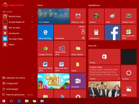 windows 10 tutorial book windows 10 personaliz 225 tu propio color de acento e