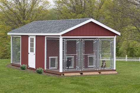 outdoor dog kennel outdoor dog kennels stoltzfus structures dog houses