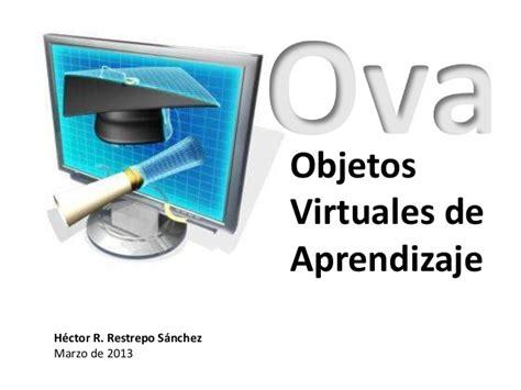 imagenes ambientes virtuales aprendizaje ova objetos virtuales de aprendizaje