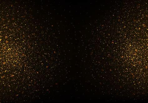 gold and black strass vector gold glitter texture on black background