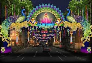 Singapore Home Decor all set for deepavali light up singapore news asiaone