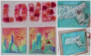 Room Decor Diys Diy Room Decor Wall Artwork Easy To Create