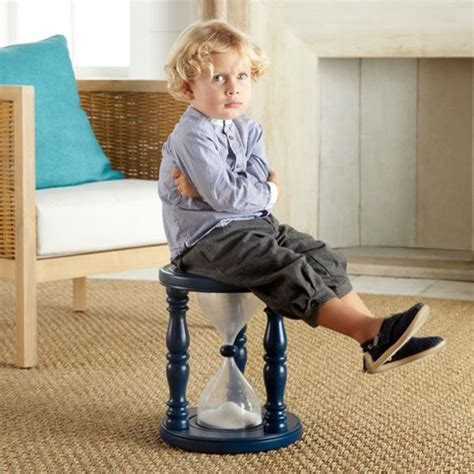 time out bench toddler time out chair w sand timer traditional kids chairs