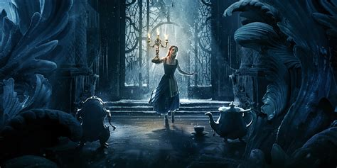 beauty and the beast enchanted christmas free online