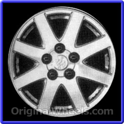 buick rendezvous tire size oem 2002 buick rendezvous rims used factory wheels from