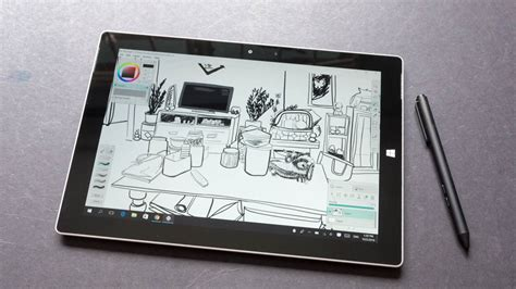 sketchbook pro surface 3 artist review surface 3 vs air for drawing parka blogs