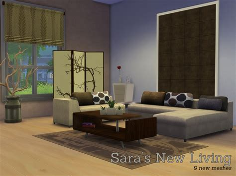 cc furniture sims 4 angela s sara s new livingroom lounge pinterest sims