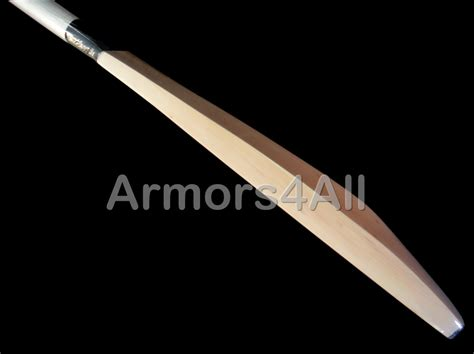 Handmade Cricket Bats India - willow nurtured in india cricket bat edge thick 42
