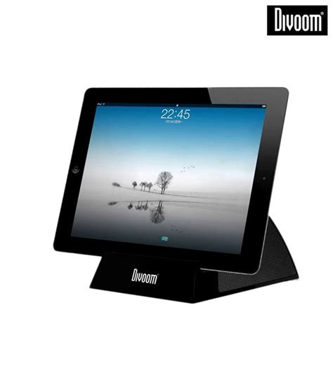 Divoom Ifit 1 Black buy divoom portable speaker ifit 3 black at best