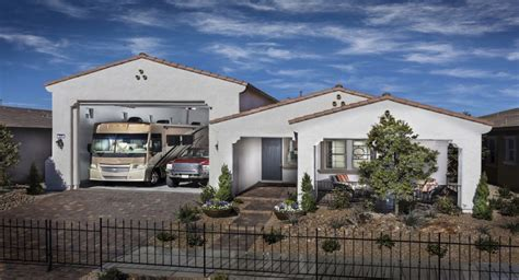 Lennar S Full Sized Four Bay Garages Are Large Enough To House Rvs The Open Door By Lennar | lennar s full sized four bay garages are large enough to
