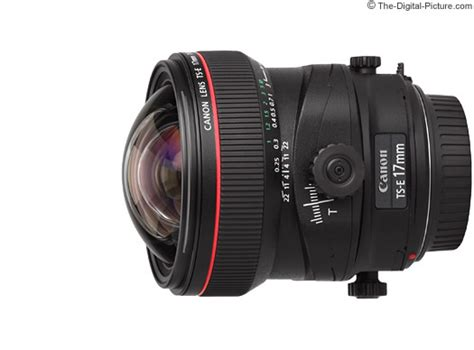 Lensa Canon Ts E 17mm canon ts e 17mm f 4l tilt shift lens review