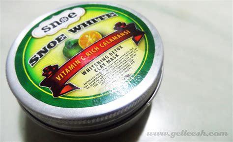 Calamansi Detox by Gelleesh Snoe White Vitamin C Rich Calamansi Whitening