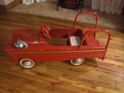 Tintoy Bom Bom Car 2649 antique toys antique price guide