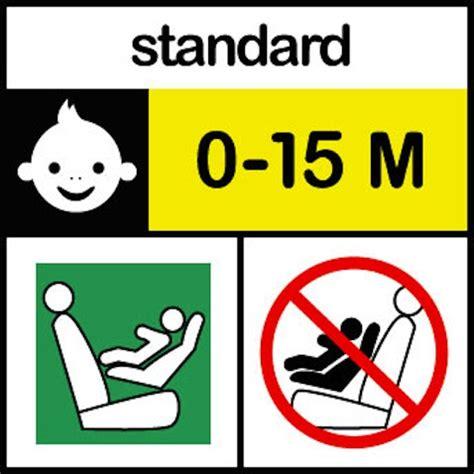 normativa sillas de coche sillas infantiles para coche con la normativa i size
