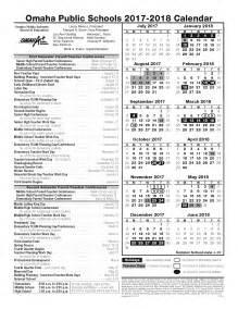 Graduation Date 2018 2017 2018 Academic Calendar And Graduation Dates Gt Omaha