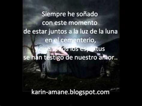 imagenes de amor gotico poemas goticos de viros wmv youtube