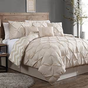 Decorative Bed Pillows Shams comforter set taupe and white chevron shams bed