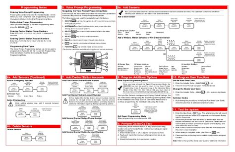 hedco inc l 3000 honeywell l3000 quick install guide