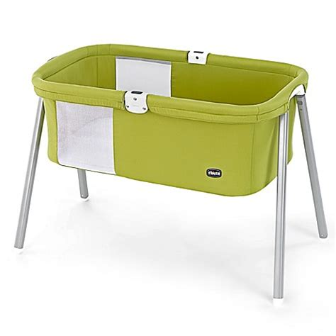 portatile chicco chicco 174 lullago portable bassinet in pistachio bed bath