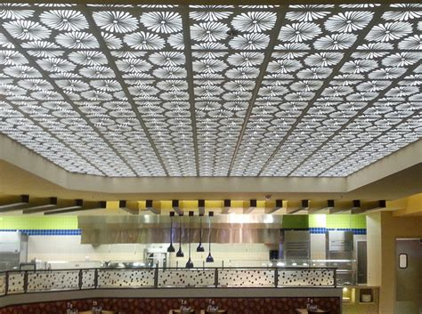 Backlit Ceiling by Backlit Laser Cut Wood Ceiling Panels Lebanon Gaming And
