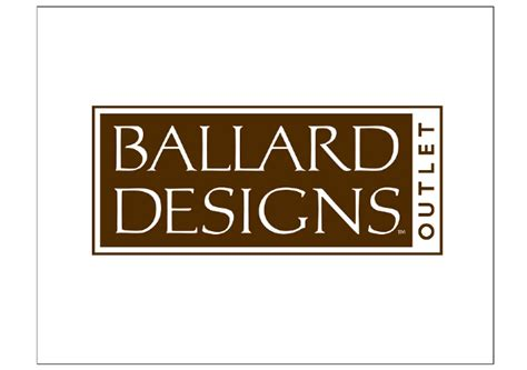 ballard designs designer program logos and identity connie dominey director