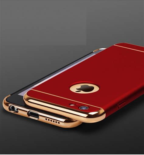 Casing One Plus 5 Chanel Logo Custom luxury metal with logo window for iphone 5 5s 5c se 6 6 plus titanwise