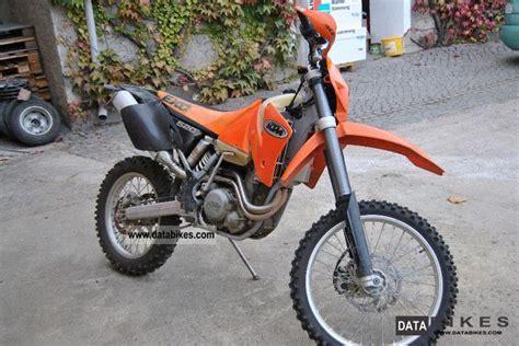 Ktm 520 Exc 2002 2002 Ktm Exc 520